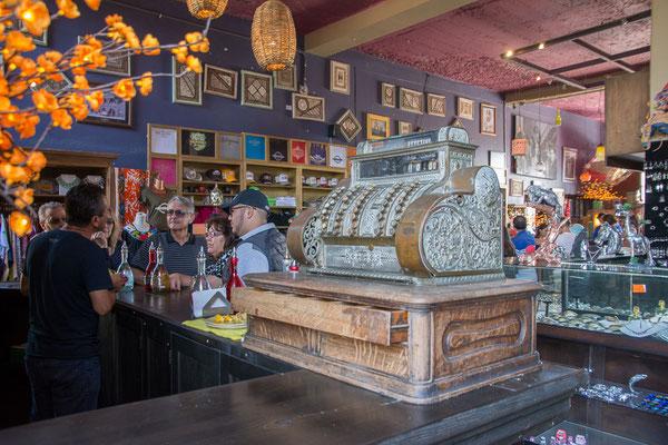 Das berühmte Hotel California in Todos Santos aus dem allbekannten Song