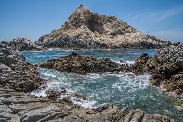 An der Küste bei Tocopilla