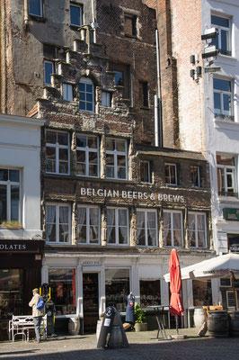 Alte Bier Tradition in Belgien