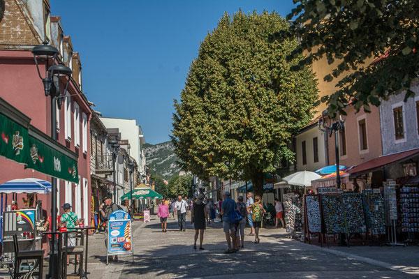 Die alte Hauptstadt Montenegros, Cetinje