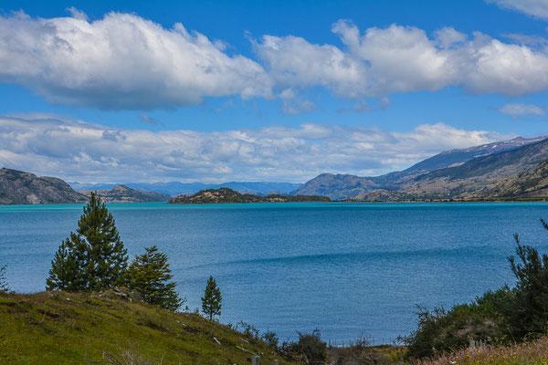 Und wieder am Lago General CArrera