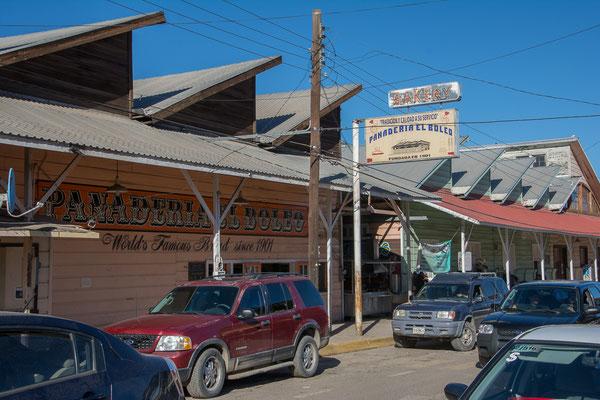 Santa Rosalia Down Town