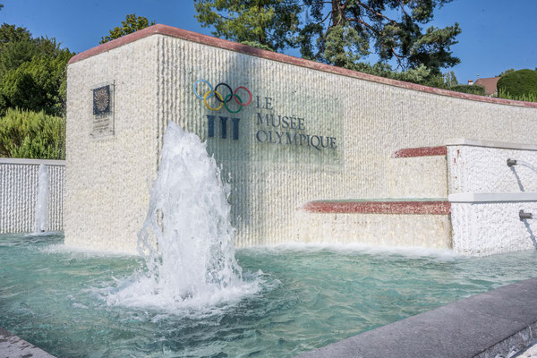 Olympisches Museum, Lausanne