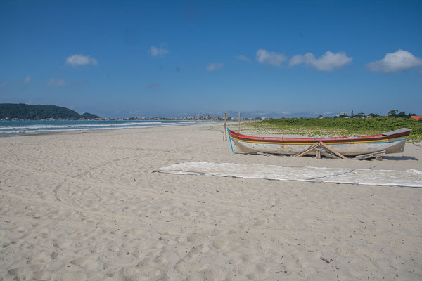 Strand von Ubatuba