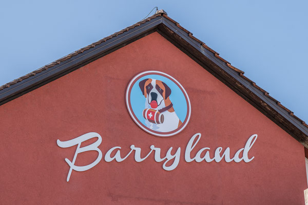 Barryland in Martigny