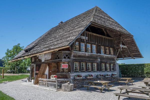Museums Alpkäserei Affoltern