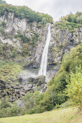 Wasserfall bei Foroglio