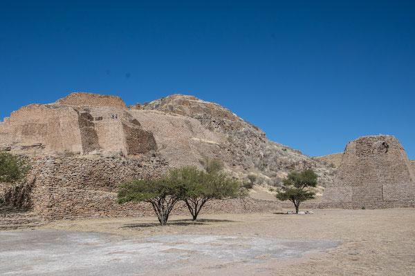 """Die Ruinen von """"La Quenada"""""""