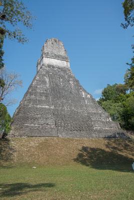 Ruinen von Tikal