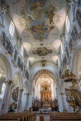 Klosterkirche Mariastein
