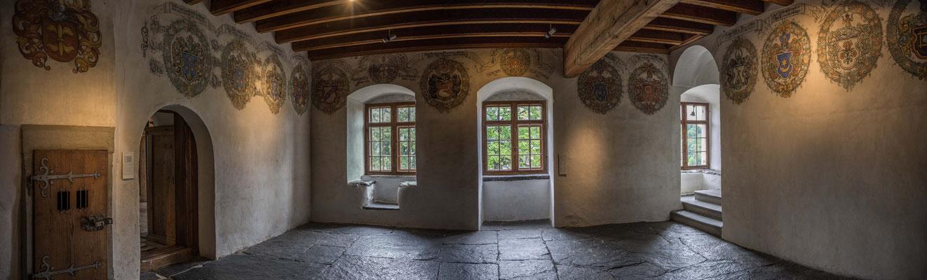 Im Schloss Werdenberg