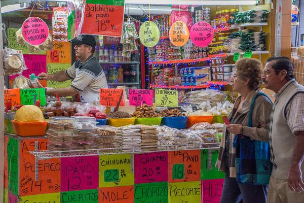 Markthalle, Mazatlan