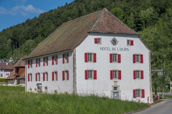 Altes Hotel l'Ours, Bellelay