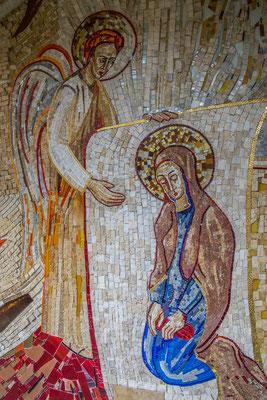 Santuario Virgen del Rosario in Polloc