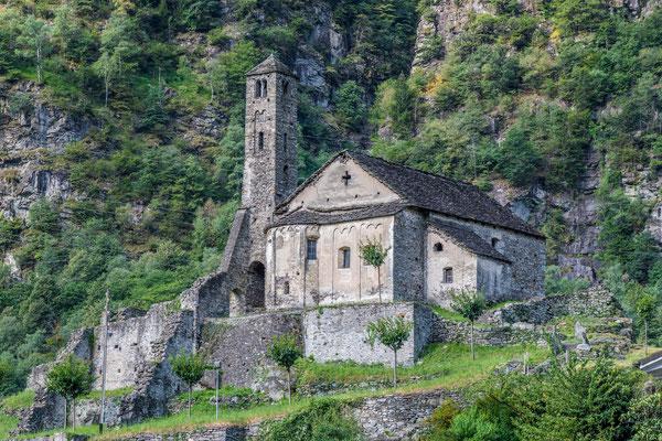 Alte Kirche Giornico