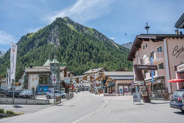 Samnaun Dorf