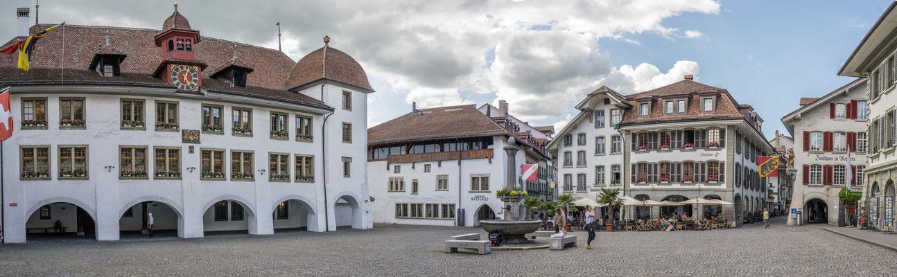 RAthausplatz Thun