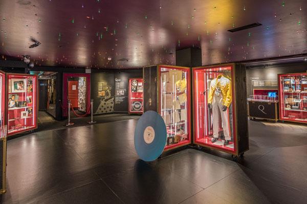 Freddie Mercury Studios, Montreux