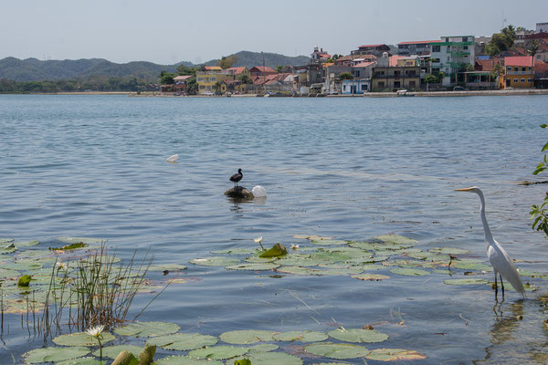Am Lago Peten Itza