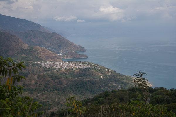 San Pablo am Lago Atitlan