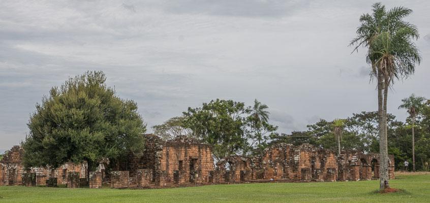 Ruinen von Trinidad