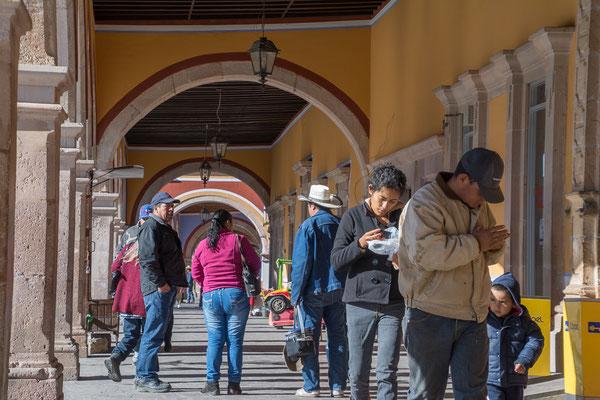 """Sombrerete, ein weiteres, weniger bekanntes """"Pueblo Magico"""""""