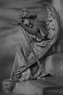 Die Macht der Engel - © Helga Jaramillo Arenas - Fotografie und Poesie / Januar 2014