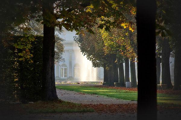 Pillnitz im Herbst (2) - © Helga Jaramillo Arenas - Fotografie und Poesie / Oktober 2014