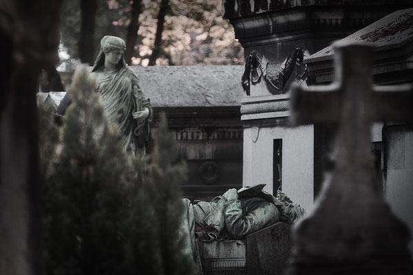 Zu spät beschützt und bewacht (2) - © Helga Jaramillo Arenas - Fotografie und Poesie / Dezember 2015