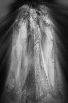 Der mühsame Atem der verlorenen Liebe (2) - © Helga Jaramillo Arenas - Fotografie und Poesie / August 2017