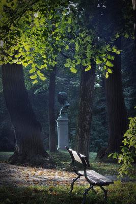 Pillnitz im Herbst (1) - © Helga Jaramillo Arenas - Fotografie und Poesie / Oktober 2014
