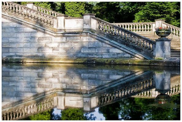 Erinnerung an Sanssouci / Potsdam - © Helga Jaramillo Arenas - Fotografie und Poesie / Juli 2013
