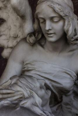 Liebende Engel (2) - © Helga Jaramillo Arenas - Fotografie und Poesie / November 2018