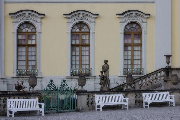 Einer Einladung gleich / Schloß Ludwigsburg - © Helga Jaramillo Arenas - Fotografie und Poesie / Februar 2017