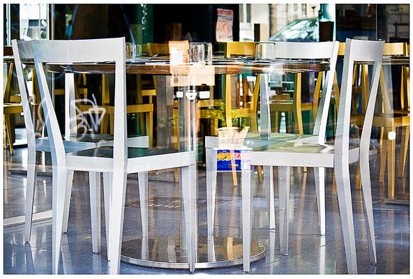 Ich bitte zu Tisch - © Helga Jaramillo Arenas - Fotografie und Poesie / Mai 2013