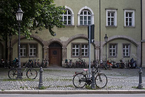Radlandschaft - © Helga Jaramillo Arenas - Fotografie und Poesie / Juli 2011