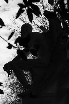 Tiefe Gespräche oder das Erlauschen der Zeit - © Helga Jaramillo Arenas - Fotografie und Poesie / April 2018