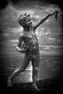 Krabbenkind (1) - © Helga Jaramillo Arenas - Fotografie und Poesie / September 2013