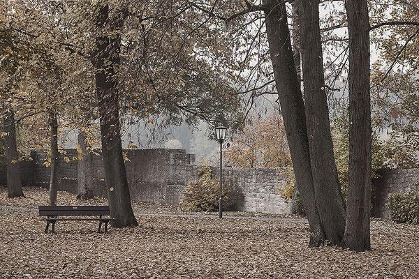 An der alten Stadtmauer - © Helga Jaramillo Arenas - Fotografie und Poesie / Januar 2017