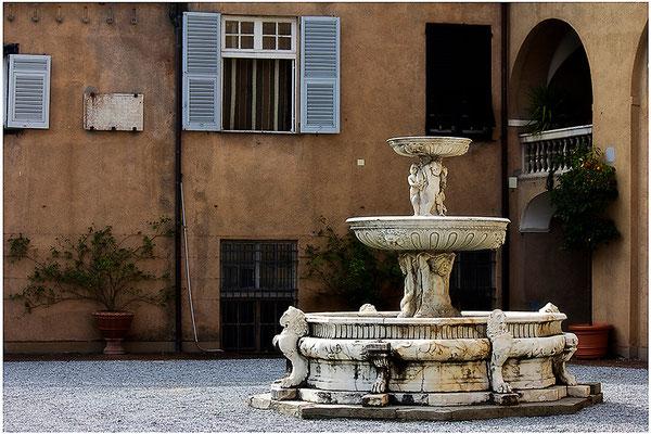 Villa Principe (2) / Genua - © Helga Jaramillo Arenas - Fotografie und Poesie / Juni 2014