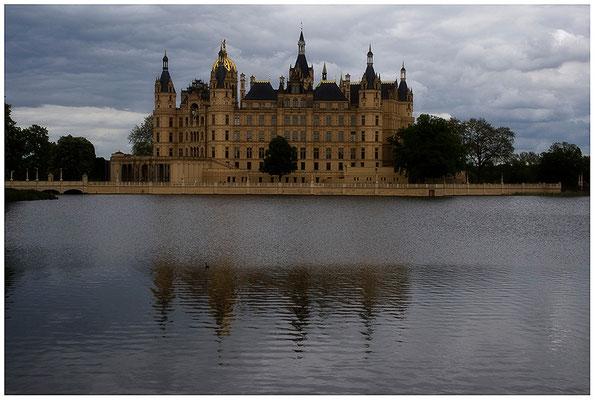 Zauberschloß Schwerin - © Helga Jaramillo Arenas - Fotografie und Poesie / Juni 2012