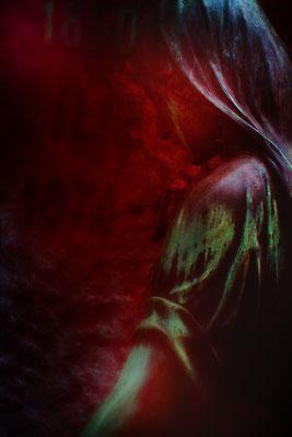 Wieder entflammt - © Helga Jaramillo Arenas - Fotografie und Poesie / März 2016