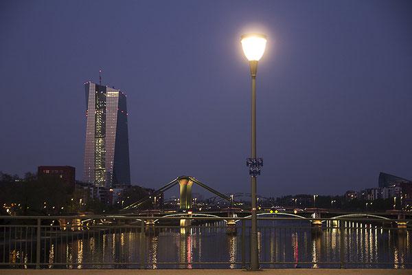 Brücken / Frankfurt am Main - © Helga Jaramillo Arenas - Fotografie und Poesie / Juni 2017
