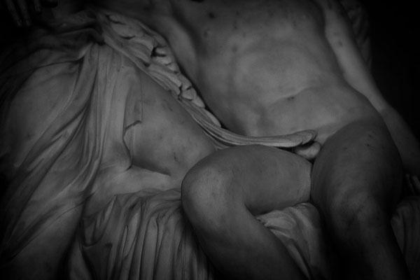 Im tiefen Schlaf - © Helga Jaramillo Arenas - Fotografie und Poesie / November 2015