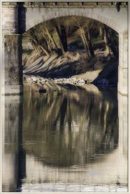 Brückentage - © Helga Jaramillo Arenas - Fotografie und Poesie / April 2017