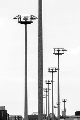 Lichtsäulen - © Helga Jaramillo Arenas - Fotografie und Poesie / Juli 2018