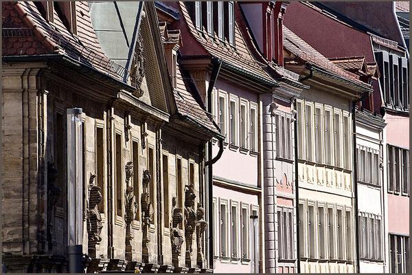 Alles Fassade / Bamberg - © Helga Jaramillo Arenas - Fotografie und Poesie / Juni 2015