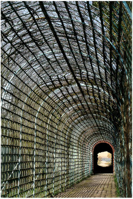 Am Ende der Welt (4) / Schwetzingen -  © Helga Jaramillo Arenas - Fotografie und Poesie / Mai 2015