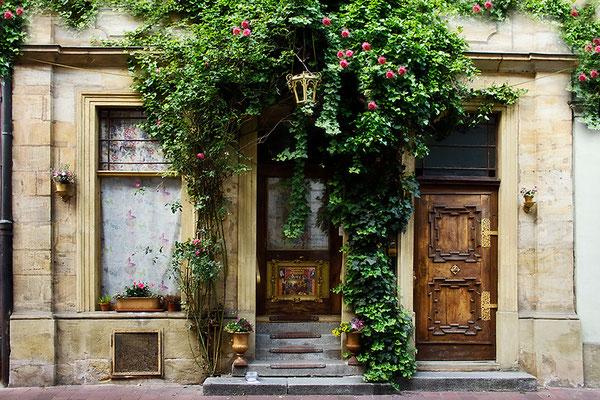 Schönheit vergangener Zeit / Bamberg - © Helga Jaramillo Arenas - Fotografie und Poesie / Juni 2015