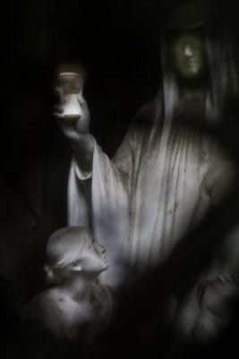 Die gezählte Zeit -  © Helga Jaramillo Arenas - Fotografie und Poesie / Mai 2021